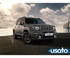 JEEP Renegade my19 Limited 20 mjet 140 4wd low at9